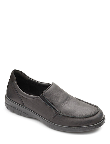 Mens Padders Comet Wide F Fit Slip On Shoe