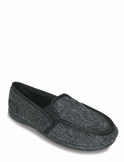 Mens Padders Wide Fit Slip On Slipper