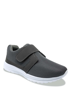 Pegasus Men's Wide-Fit Touch Fasten Trainer