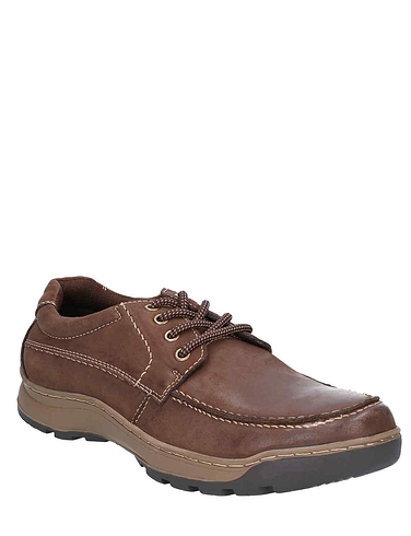 Mens Hush Puppies Lace Shoe