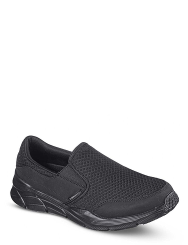 Skechers Equalizer 4.0 Wide Fit Slip On Trainers