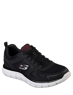 Skechers Wide Fit Trainer Track Scloric