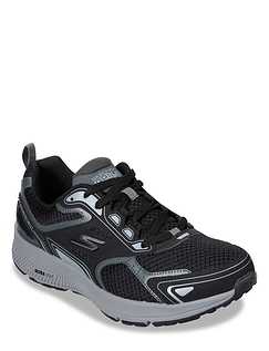 Skechers Go Run Consistent Wide Fit Lace Trainer