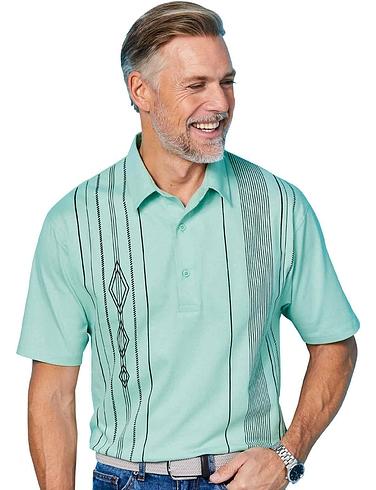 Mens 2 Pack Lucky Dip Polo Shirt