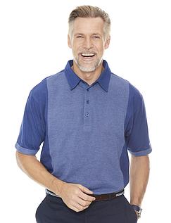 Tailored Collar Cut & Sew Top