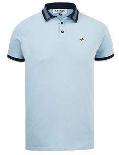 Le Shark Cotton Polo Shirt