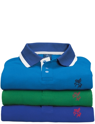 Cut And Sew Polo
