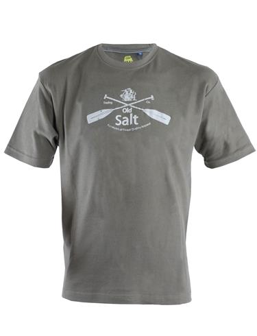 Old Salt Print Front Tee