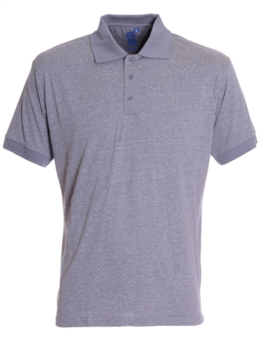 Melange Polo Shirt