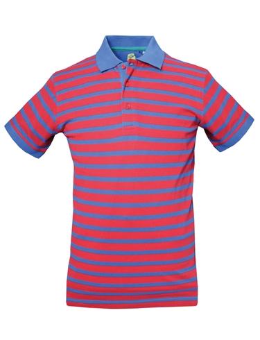 Old Salt Striped polo Shirt