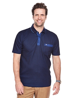 Pegasus Ribbed Polo
