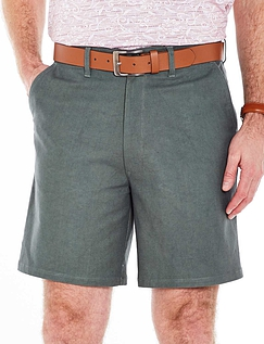 Pegasus Stretch Chino Short With Free Belt