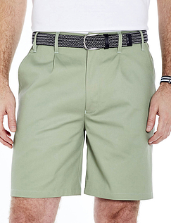 Stain Resistant Cotton Short