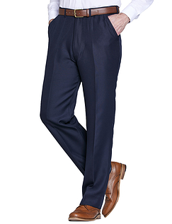Stretch Waist Easy Care Trouser