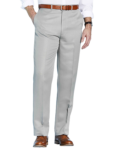 Lightweight Polyester Trouser
