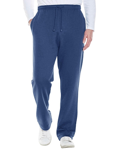 Easy Pull On Fleece Leisure Trouser With Full Elastication