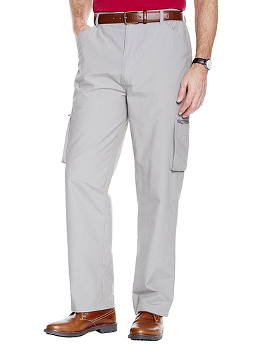 Water Resistant Action Style Trousers