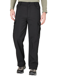 Pegasus Water Resistant Woven Cargo Trouser Side Stretch