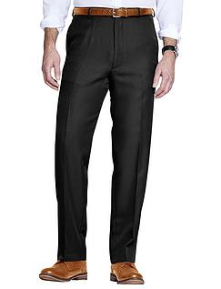 Elasticated Waist Formal Trouser