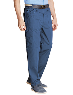 Action Trouser - Blue