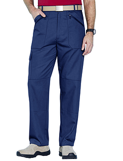 Action Trouser - Navy