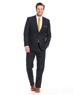 Mix And Match Teflon Coated Smart Trouser