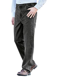 Side Elasticated Jean