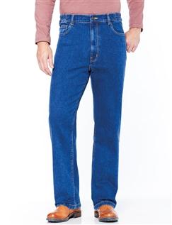 Men's Stretch Waist Denim Jean