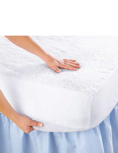 Fleece Underblanket Mattress Protector