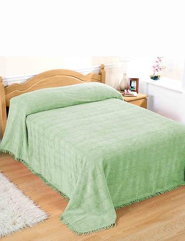 Classic Luxury Candlewick Bedspread