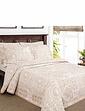 Jacquard Patchwork Bedspread and Pillowsham