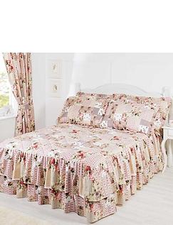 Ellen Lined Curtains and Pillowshams