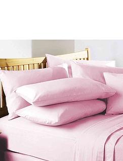 Silentnight Sheet and Pillowcase Set