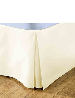 Box Pleat Easy Fit Valance