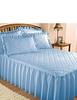 Luxury Plain Quilted Bedspread