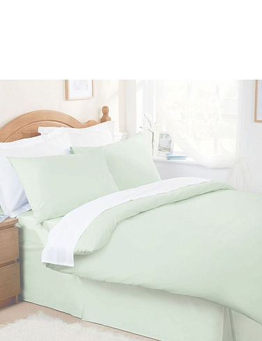 Plain Dyed Easy-Care Bedlinen By Belledorm