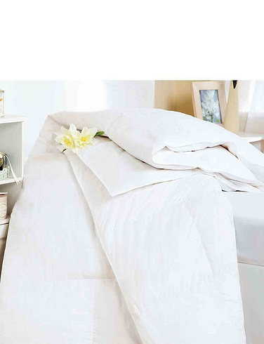 Goose Feather & Down Duvet By Downland
