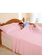 Supersoft Flannelette Sheet and Pillowcase Set