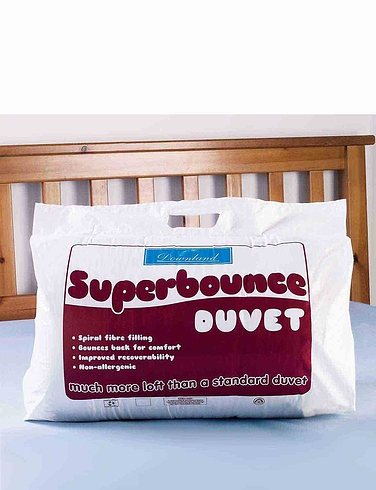 Superbounce Duvets Any Tog