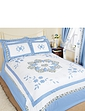 Katherine Luxury Quilted Puffball Collection By Ringley Home