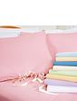 Belledorm Superfine 200 Count Poly/Cotton Flat Sheet