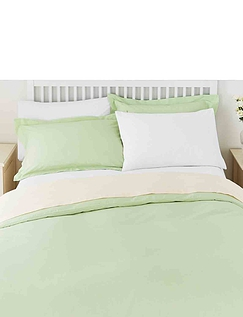 Superfine 200 Count Percale Poly/Cotton Flat Sheet