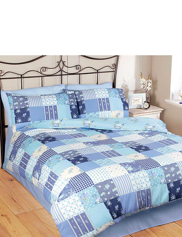 Molly Patchwork Quilt Set