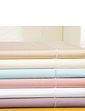400 Thread-Count Egyptian Cotton Sateen Fitted Sheet 12 Inch Depth By Belledorm