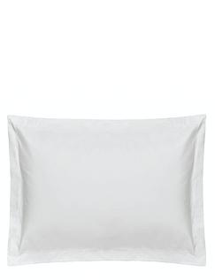 400 Thread Count Egyption Cotton Sateen Oxford Pillowcase