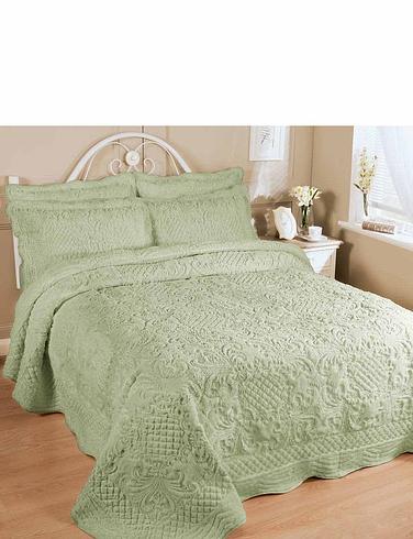 Carole Cashmira Textured Bedspread