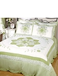GINA LUXURY QUILTED PUFFBALL COLLECTION BY RINGLEY HOME