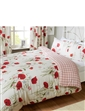 Wild Poppies Quilt Cover & Pillowcase Set