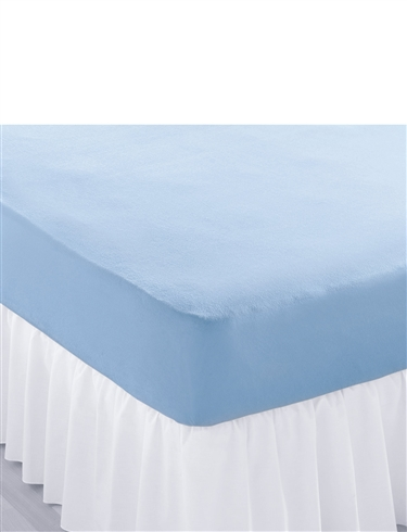 Cotton-Rich Stretch Jersey Fitted Sheets