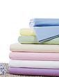 Supersoft Plain Dyed Flannelette Bedlinen By Belledorm - Fitted Sheet